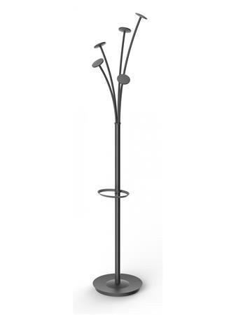 Ruhafogas, fém váz, fekete gombokkal, ALBA Festival, fekete