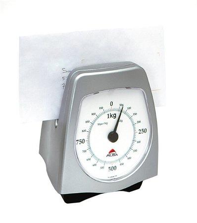 Levélmérleg, mechanikus, 1kg terhelhetőség, ALBA PRE 1