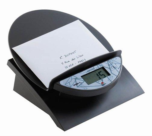 Levélmérleg, elektromos, 1 kg terhelhetőség, ALBA
