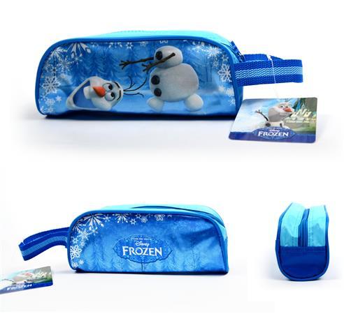Tolltartó, cipzáras, CANENCO Frozen Olaf, kék