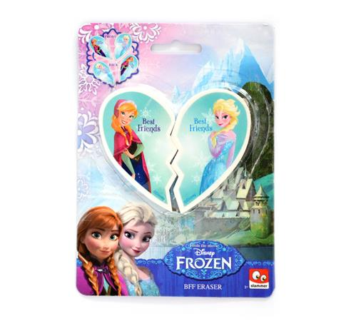 Radír, CANENCO Frozen BFF Anna&Elsa