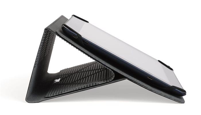 Táblagép tok, univerzális, 7-8, KENSINGTON Portafolio, fekete