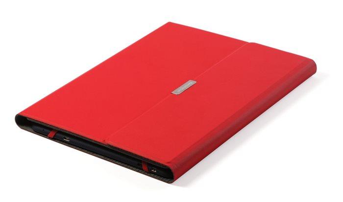 Táblagép tok, univerzális, 9-10, KENSINGTON Commercio, piros