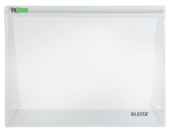 Rendszerező tasak, utazáshoz, M, cipzáras, LEITZ Complete Zip