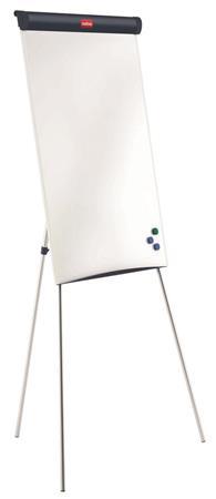 Flipchart tábla, mágneses felület, 67,5x100 cm, NOBO Classic