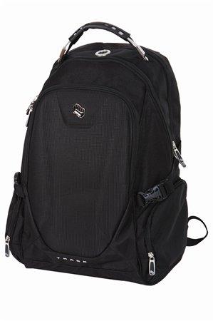 Notebook hátizsák, 17, 2 részes, PULSE Track, fekete