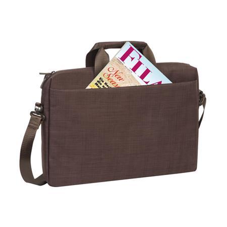 Notebook táska, 15,6, RIVACASE Biscayne 8335, barna
