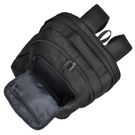 Notebook hátizsák, 17,3, RIVACASE Tegel 8460, fekete