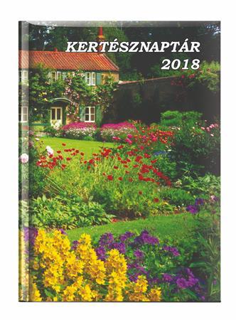 Naptár, tervező, B6, heti, TOPTIMER, Kertésznaptár, park