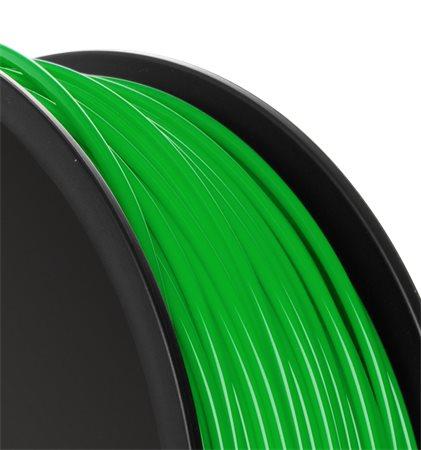 3D nyomtató kellékanyag, PLA, 3 mm, 1 kg, VERBATIM, zöld