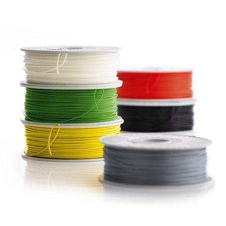 3D nyomtató kellékanyag, PLA, 3 mm, 1 kg, VERBATIM, ezüst