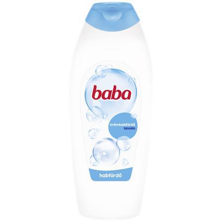 Tusfürdő, 750 ml, BABA, lanolinos