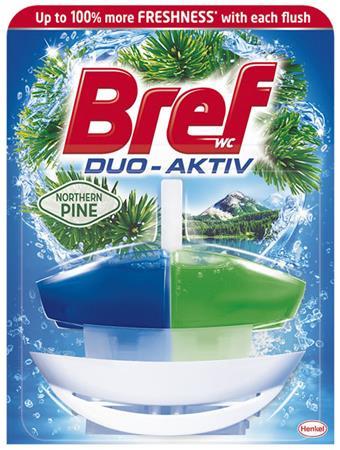 WC illatosító gél, 50 ml, BREF