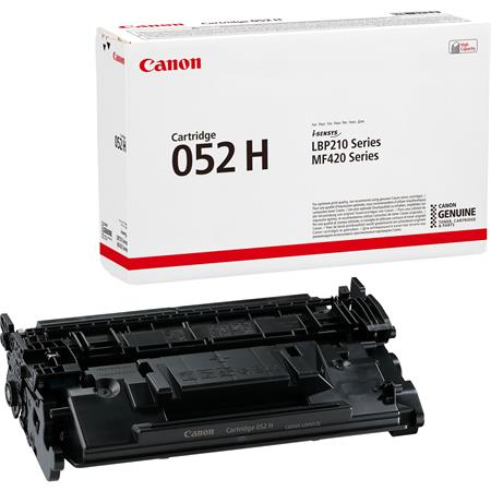 CRG-052H Lézertoner i-SENSYS MF421DW nyomtatóhoz, CANON, fekete, 9,2k