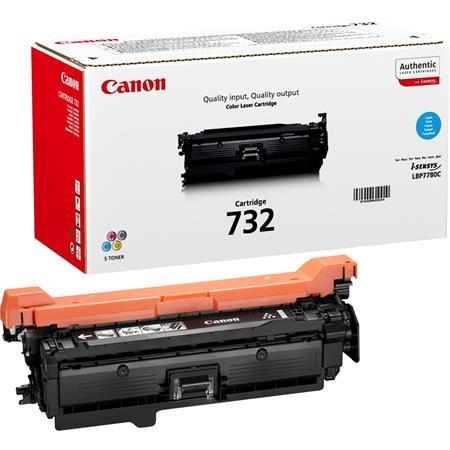 CRG-732 Lézertoner i-SENSYS LBP7780CX nyomtatóhoz, CANON, cyan, 6,4k