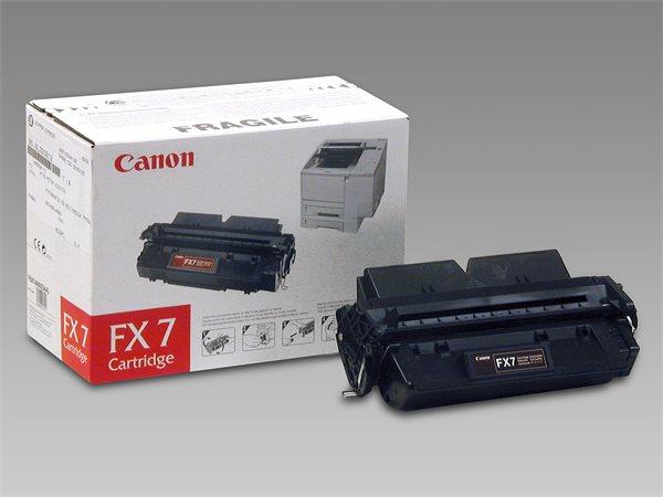 FX-7 Lézertoner Fax L2000 nyomtatóhoz, CANON fekete, 4,5k