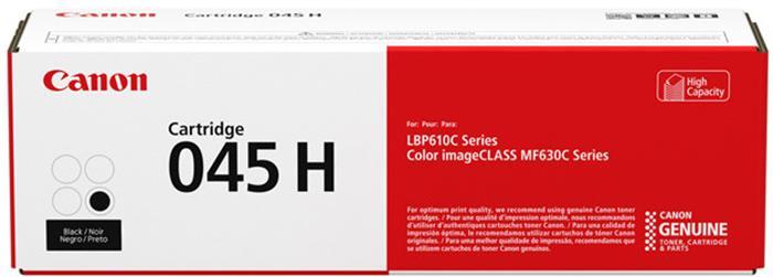 CRG-045HB Lézertoner LBP613Cdw, LBP611Cn, MF635Cx nyomtatókhoz, CANON, fekete, 2,8K