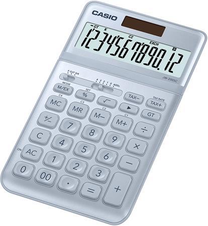 Számológép, asztali, 12 számjegy, CASIO