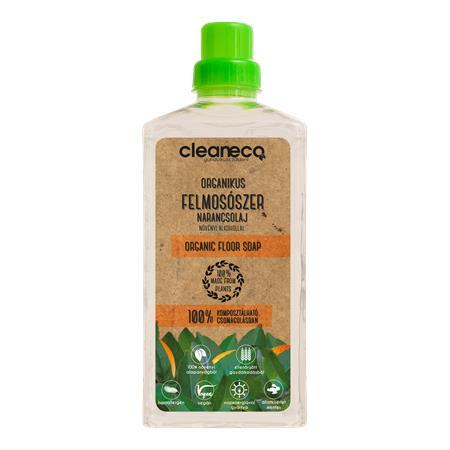Felmosószer, organikus, 1 l, CLEANECO, narancsolaj