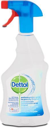 Felülettisztítószer, antibakteriális, 500 ml, DETTOL