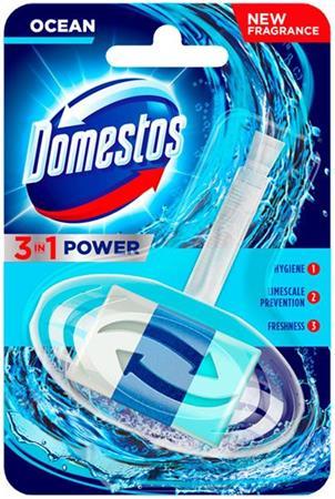 WC frissítő rúd, illatgéllel, 40 g, DOMESTOS