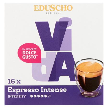 Kávékapszula, 16 db, EDUSCHO