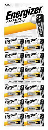 Elem, AAA mikro, 12 db, egyesével téphető, ENERGIZER