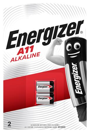 Speciális elem, V11A/E11A, 2db, ENERGIZER