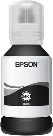 T00Q140 Tinta EcoTank L7160, L7180 nyomtatókhoz, EPSON, fekete, 140 ml