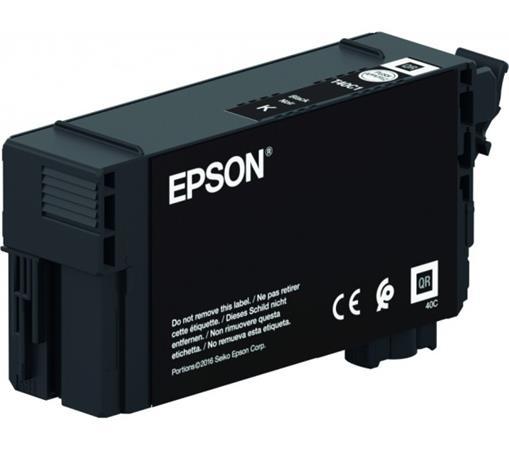 T40C140 Tintapatron SC-T3100, T5100, T3100N, T5100N nyomtatókhoz, UltraChrome XD2, EPSON, fekete, 50ml