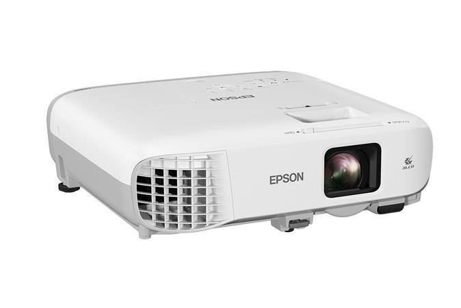Projektor, LCD, XGA, 4000 lumen,  EPSON