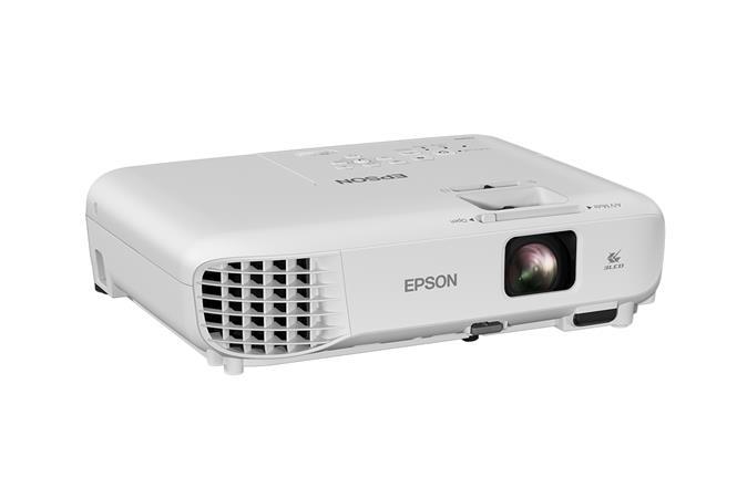 Projektor, LCD, XGA, 3300 lumen,  EPSON