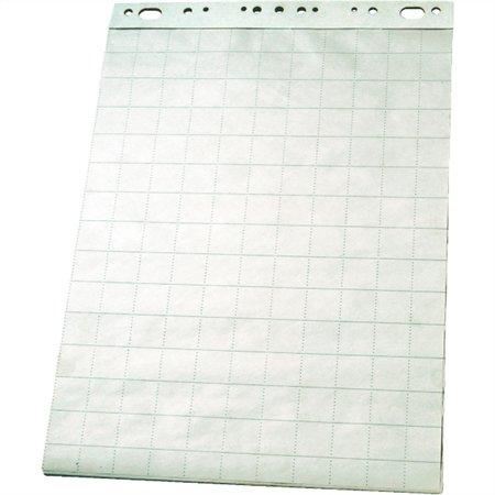 Flipchart papír, sima-kockás, 60x85 cm, 50 lap, ESSELTE