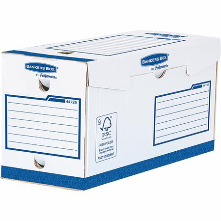 Archiváló doboz, extra erős, A4+, 200 mm, FELLOWES