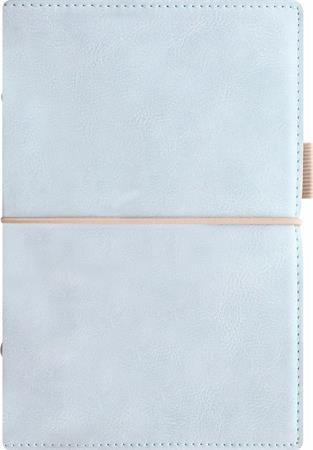 Kalendárium, gyűrűs, betétlapokkal, pocket méret, FILOFAX,
