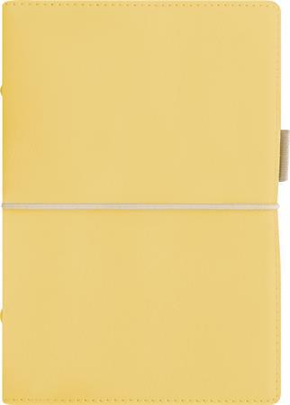 Kalendárium, gyűrűs, betétlapokkal, personal méret, FILOFAX,
