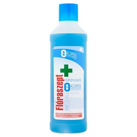 Általános tisztító- és fertőtlenítőszer, klórmentes, 1 l, FLÓRASZEPT, óceán