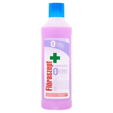 Általános tisztító- és fertőtlenítőszer, klórmentes, 1 l, FLÓRASZEPT, levendula