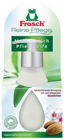Folyékony szappan, 0,3 l, FROSCH, mandulatej