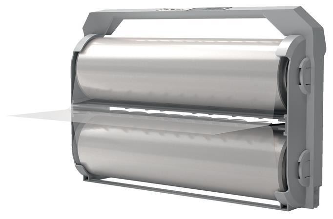Meleglamináló fólia, 75 mikron, A4, fényes, tekercses, GBC