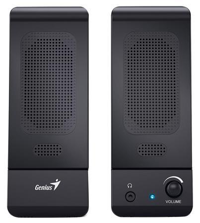 Hangszóró, 2.0, sztereó, 3W, USB táp, GENIUS