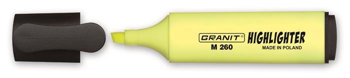 Szövegkiemelő, 1-5 mm, GRANIT
