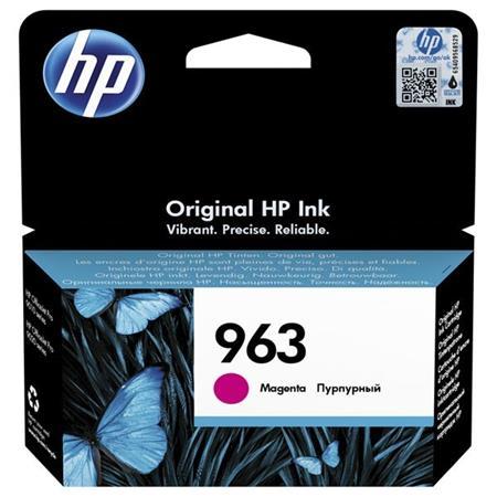 3JA24AE Tintapatron OfficeJet Pro 9010, 9020 nyomtatókhoz, HP 963, magenta, 700 oldal