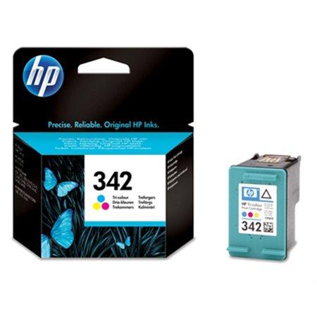 C9361EE Tintapatron DeskJet 5440, Officejet 6310 nyomtatókhoz, HP 342 színes, 5ml