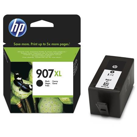 T6M19AE Tintapatron OfficeJet Pro 6970, 6960 nyomtatókhoz, HP 907XL fekete, 1,5k