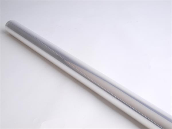 Csomagolófólia, 70x500 cm, polipropilén, átlátszó