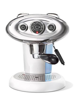 Kávéfőzőgép, iper kapszulás, ILLY