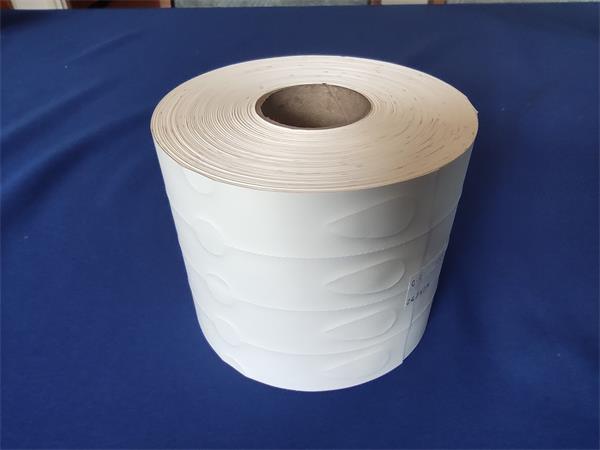 Jelölőszalag, facsemetékhez, 248 x 25 mm, 1 000 szalag/tekercs, fehér
