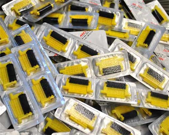 Festékhenger árazógéphez, két/három soros, NM/PL