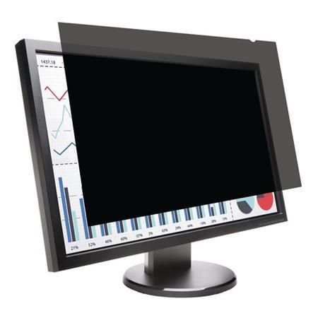 Monitorszűrő, betekintésvédelemmel, monitorhoz, 24